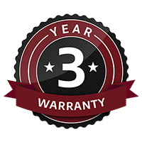 ftx 3 year warranty