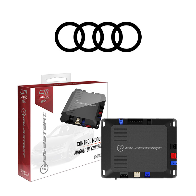 vwx remote starter for select audis